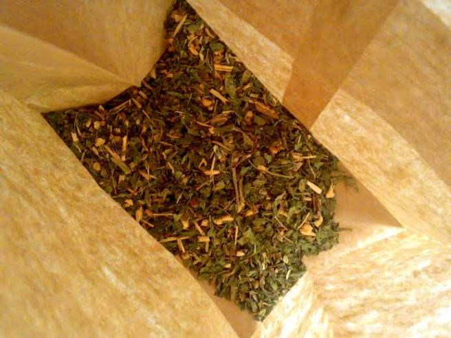Nettle tea: a botanical with the potential to treat acne... and not cause sudden death. Sounds like a sweet deal to me.