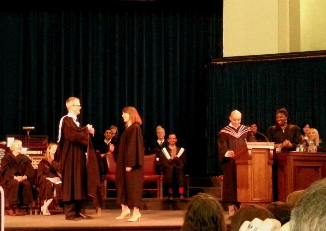 Graduation 2014.
